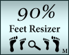 Foot Shoe Scaler 90%