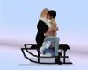 [Der] Sled Kiss