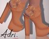 ~A: Camel Shoes