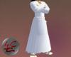 White Samurai Outfit M