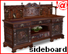 !@ Antique sideboard