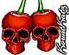 K| Katz Skull Cherries