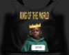 King of the World Hoodie
