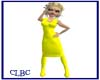 clbc yellow dress n boot