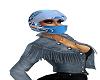 IceyBlue Helmet