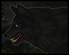 {Shadow Wolf Pet Black}