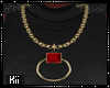 !K! Necklace Mesh