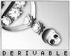 0 | Skull Necklace | Dev