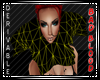 `BB` MESH TATTOO NECK