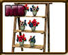 [8v4] Flower Shelf