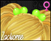 Green Candy Bobbles