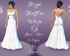 Regal Ruffles White