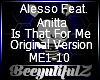 Alesso Feat Anitta