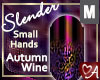 .a Autumn Wine Slender M