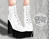 e CHUNKY - white&blk