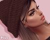 P| Brown Beanie V1