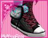 Punk Skyward Zelda Shoes