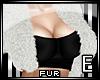 !E! Scarlet Fur (COAT)