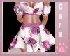*C* Spring Roses Purple