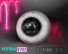 Two Tone Eye\\ Black