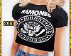 ! Ramones Crop