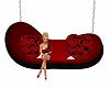 Valentine Hanging couch
