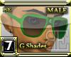 [BE] G SHADES GREEN