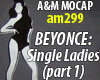 BEYONCE: Single Ladies 1
