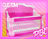 *PBC* Babygirl Crib