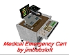 Emergency Supply Cart