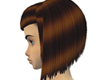 Elegant Brown Bob