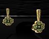 GL-St Patrick's Earrings