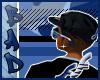 [N.Y]BB Camo Fit blu/hat