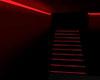 red neon basement