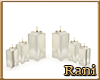 Derivable Star Candles