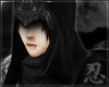 忍 Dark Assassin Hood