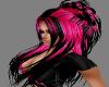 {LA} Layerable pink blk