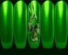 Irish Green NAILS