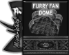 MRW|Pink Furry Dome Room