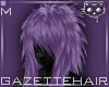 Purple Hair 43a Ⓚ