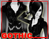 Goth Top By Gothic