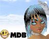 ~MDB~ AQUA BLACK JANIE