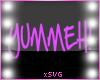 *SVG* Yummeh Sign