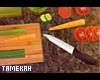Animated Cutting Board