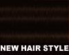 Army Brat Hair - Brown