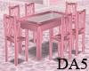 (A) Candy Villa Table