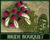 Bride Bouquet Fuchsia
