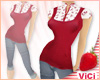 ! ViCi-Layer Outfit Red