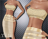[Yel] Golden dress RL