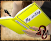 Mywriting - Yellow